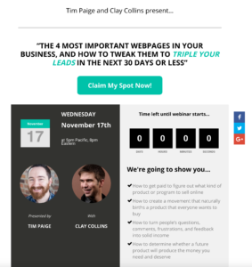 LeadPages Review Design 5